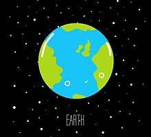 The Earth by Sarah Crosby