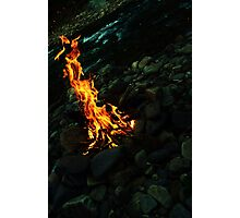 Outdoors. Photographic Print
