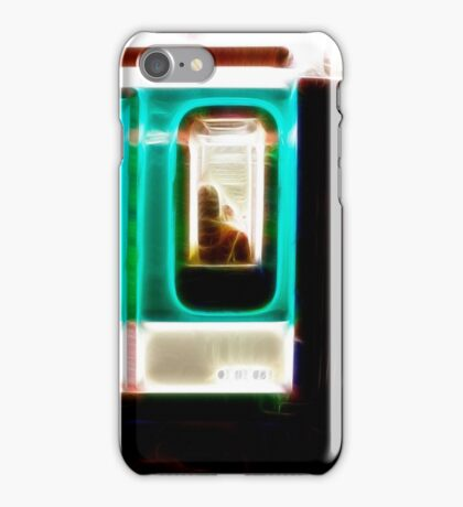 Paris Metro iPhone Case/Skin