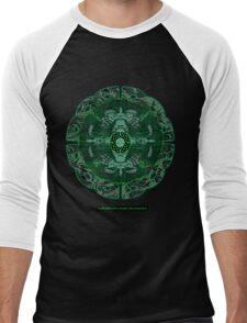 Celtic Wheel of Pan Men's Baseball ¾ T-Shirt