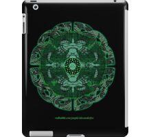 Celtic Wheel of Pan iPad Case/Skin
