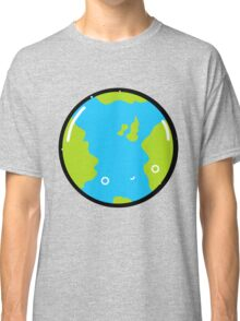 The Earth - Sticker Classic T-Shirt