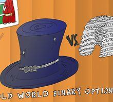 Old World Binary Options : Top Hat or Wig by optionsbinaires