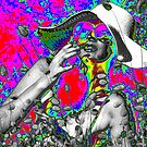 Psychedelic by Sorcha Whitehorse ©