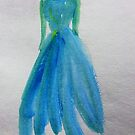 Blue Romance by Trilbycole