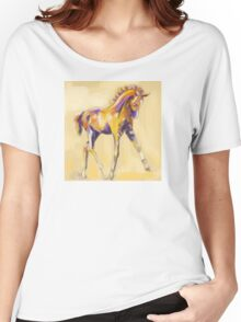 Foal colour and grace Women's Relaxed Fit T-Shirt