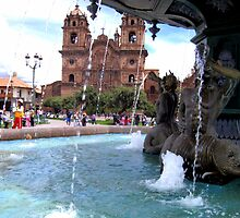 Waters of Cusco by dher5