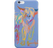 Scottish Highlander Cow iPhone Case/Skin