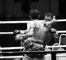 Thai Boxing by LeightonM1