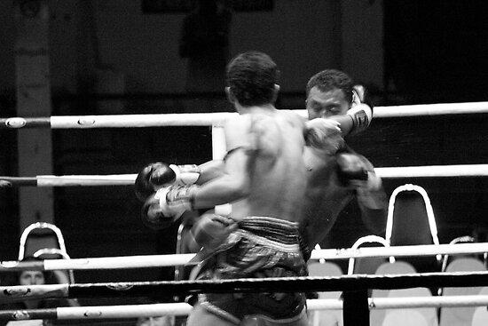 Thai Boxing by LeightonM1