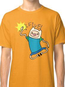 Finn High Five - Part 2 Classic T-Shirt