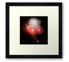 Carlisle Fire show 2011 Framed Print