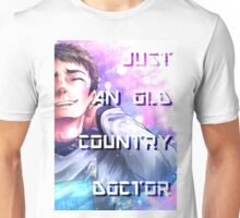 Star Trek - Old Country Doctor Unisex T-Shirt