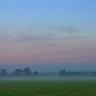 Misty Morning (3), Cheshire by KUJO-Photo