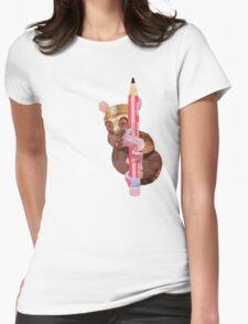 Siau Island tarsier (Tarsius tumpara) Womens Fitted T-Shirt