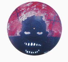 Zombie Head by Dan Charnley