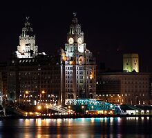 Liverpool Waterfront by LeightonM1