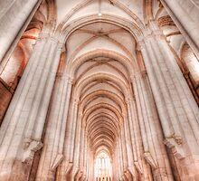 Alcobaça Abbey by terezadelpilar~ art & architecture