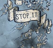 Stop It Clouds by Kim Dingwall