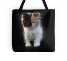 You can tell me you've met cuter than me, but I don't know if I'll believe you... Tote Bag
