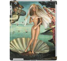The Birth of Barbie iPad Case/Skin