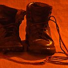 Van Gough Boots II by Graeme Bayley