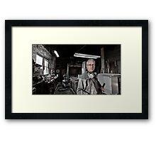 29th May 2012 Framed Print