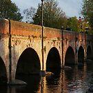 Old Bridge, Stratford-upon-Avon by KUJO-Photo