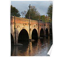 Old Bridge, Stratford-upon-Avon Poster