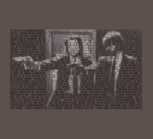 Pulp Fiction Quotes by VenusOak