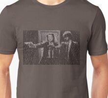 Pulp Fiction Quotes Unisex T-Shirt