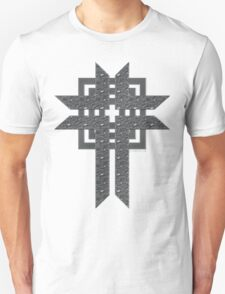 Steel Cross Unisex T-Shirt