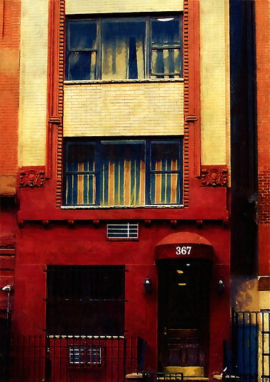 West Side Walk-Up by RC deWinter
