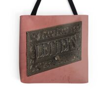 Beautiful Letters Tote Bag