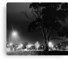 The last stand against the urban sprawl Canvas Print
