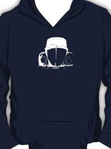 VW Beetle - White HANKO - personalised T-Shirt