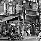 Street life in Old Hanoi by prushbrook