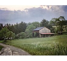 All rural Photographic Print