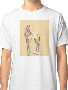 Foal paint Classic T-Shirt