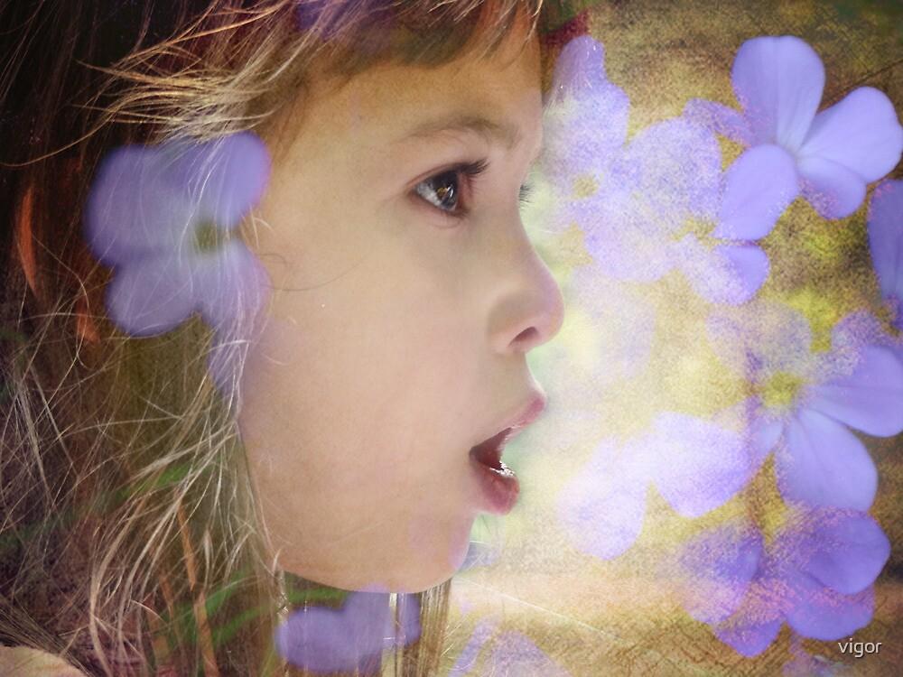 Dreams of a child by vigor