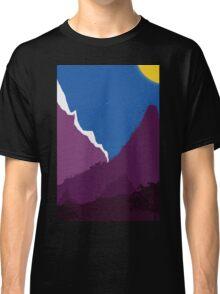Mountain Landscape Classic T-Shirt