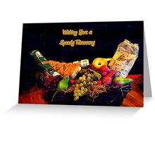 Speedy Recover Greeting Card