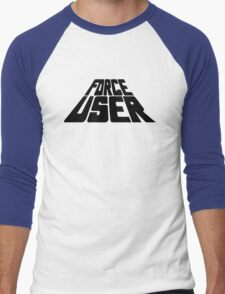 Force User (Darkside) Men's Baseball ¾ T-Shirt