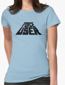 Force User (Darkside) Womens Fitted T-Shirt