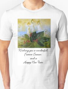 A Card for Christmas Unisex T-Shirt