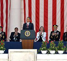 Appreciation from a grateful nation - President Barack Obama (2) by Matsumoto