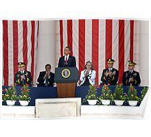 Appreciation from a grateful nation - President Barack Obama (2) Poster