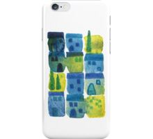 7am in Tuscany iPhone Case/Skin