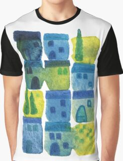 7am in Tuscany Graphic T-Shirt