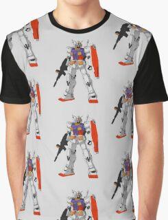 RX-78 Gundam Graphic T-Shirt